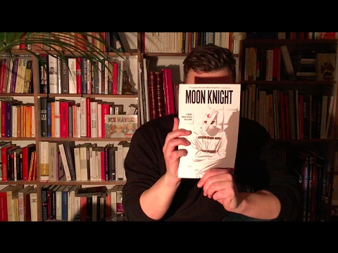 Graphic Novel Review: Moon Knight by Jeff Lemire & Greg Smallwood