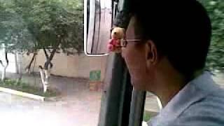 ITA Göygöl - Film in bus :)