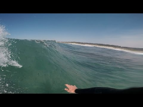 Day In The Life: Surfing at Asilomar