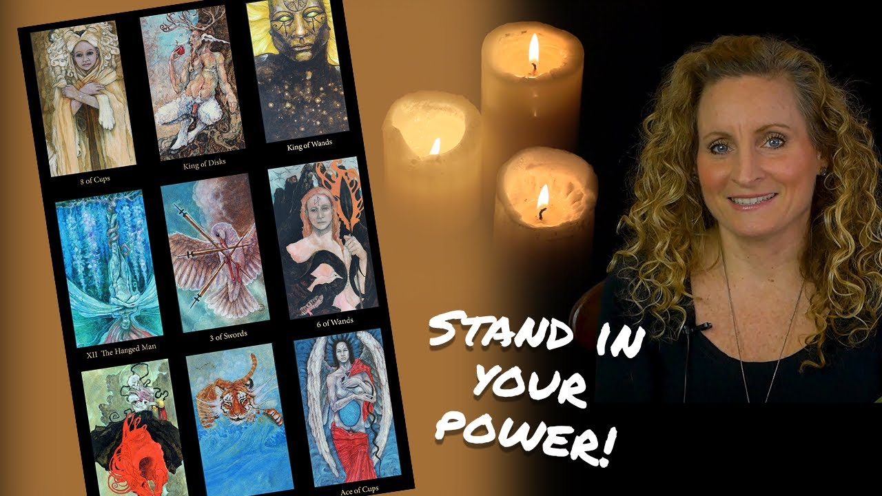 Weekly Tarot Reading for ALL Zodiac Signs - Stand In Your Power!