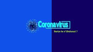 Niyonzima Paulin;corona Virus
