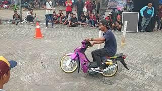 Juara 3 Perang Ceper Sekaligus Peraih Too Damn Low  Sidoarjo Motorbike Contest 2