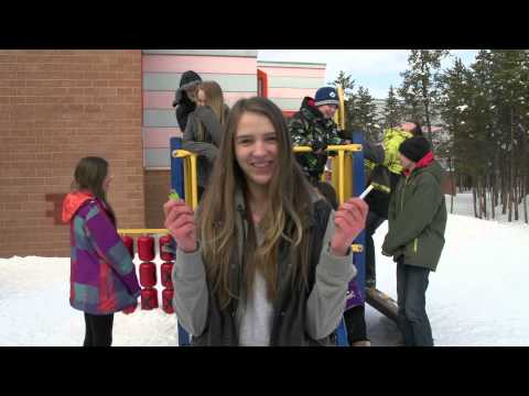 Yellowknife Tobacco Free Commercial #2