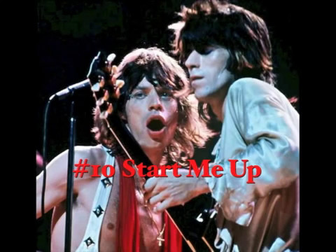 Top 10 Greatest Rolling Stones Songs