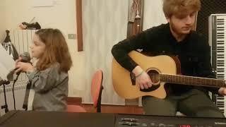 Perfect Ed Sheeran cover by LindaRap e Francesco Pio De Filippis