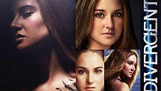 DIVERGENT Tris Prior Makeup + DIY Tattoo Tutorial | Valory Pierce
