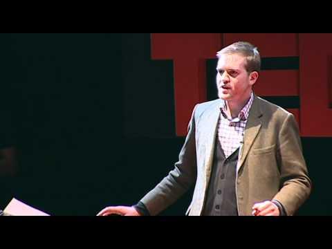 TEDxObserver - Alasdair Blackwell - Designer, dramatist, entrepreneur