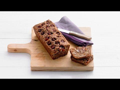 Ontbijtcake met noten en gojibessen – Allerhande