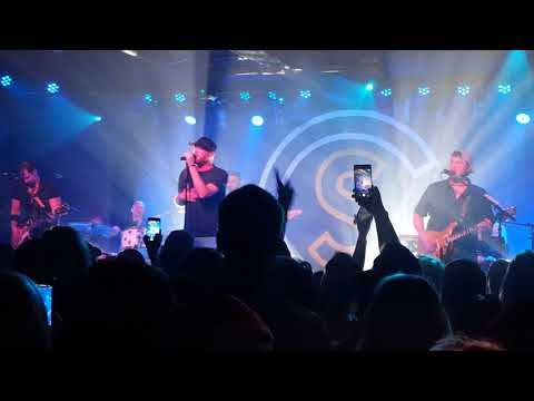 Cole Swindell - Love You Too Late - All of It Album Debut Concert - St. Louis MO