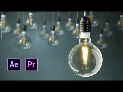 Motion graphics entre After Effects et Premiere Pro | Adobe France