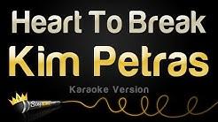 Kim Petras - Heart To Break (Karaoke Version)