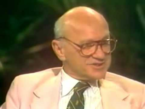 Milton Friedman On Why Capitalism Is Best