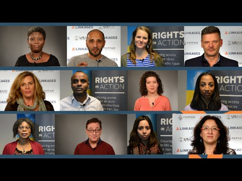 Access to HIV services is a human right