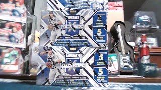 5-BOXES PANINI ELITE EXTRA EDITIONS BASEBALL 1/19/2019