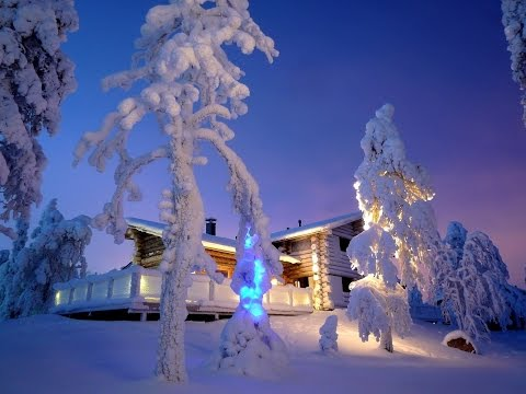 Beautiful video. Fantastic winter. Scandinavia.