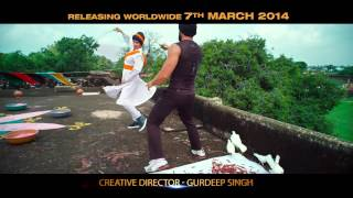 Dialogue Promo | Fateh | Yaad Garewal | Samiksha Singh | Releasing On 7th March 2014