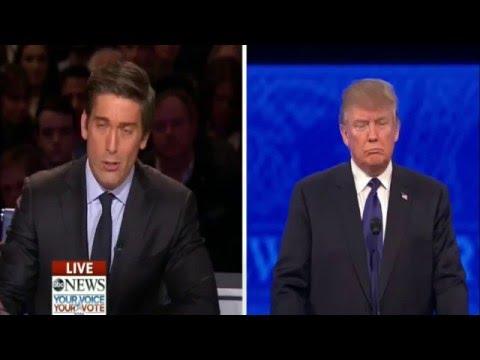 FULL New Hampshire Republican Debate HD Quality