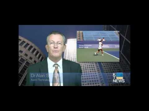 Materials KTN News - Nanomaterials for Sport