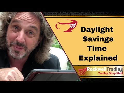 Daylight Savings Time Explained