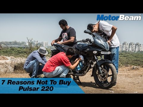 7 Reasons Not To Buy Pulsar 220 | MotorBeam