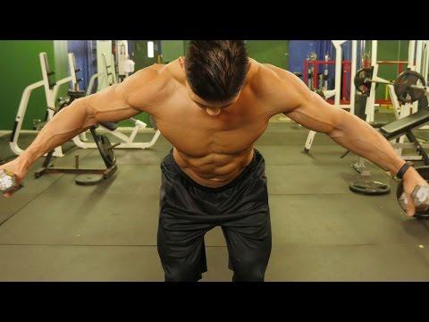 """5 """"Negative Tension"""" Sets for Extreme Shoulder Gains"""