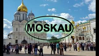 Moscow  - City Tour