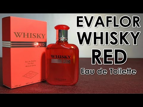 EVAFLOR Whisky Red EDT (Perfume)   A Good Mild Aromatic Spicy Fragrance?   Sid's Essentials