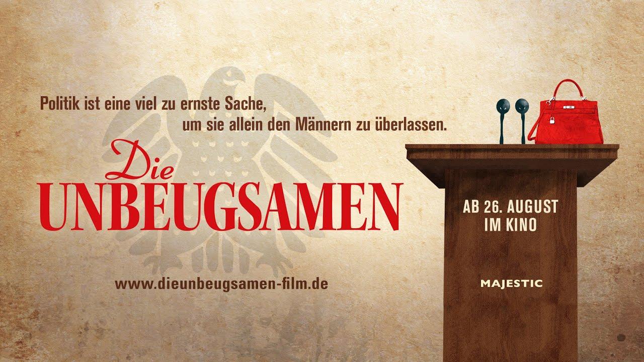 DIE UNBEUGSAMEN - Trailer - Ab 7. Mai 2020 nur im Kino. MyTub.uz