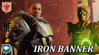 IRON BANNER / Missions / Farming / Titan-Power 937 / DESTINY 2 / Cralin
