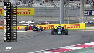Formula 2 Sprint Race Highlights | 2019 Abu Dhabi Grand Prix