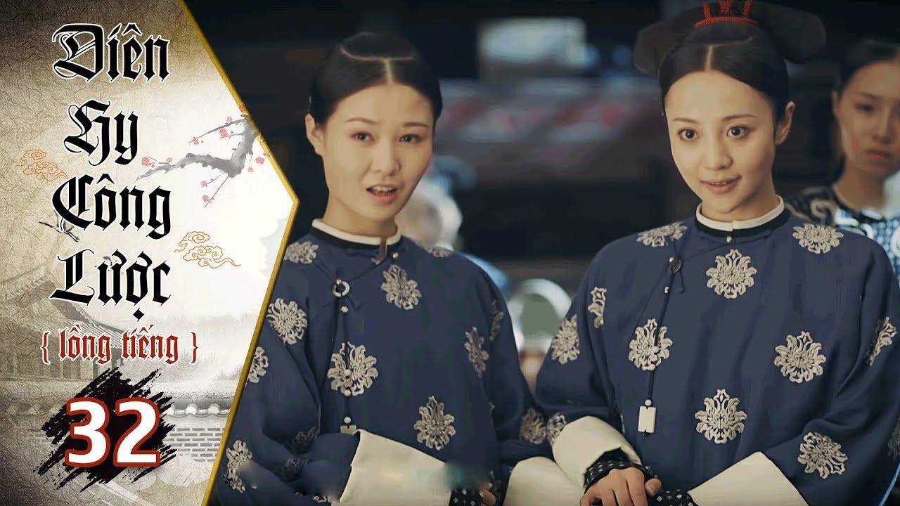image Diên Hy Công Lược - Tập 32 (Lồng Tiếng) | Phim Bộ Trung Quốc Hay Nhất 2018 (17H, thứ 2-6 trên HTV7)