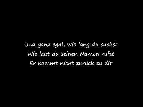 Mädchen im Regen - Luttenberger Klug - Lyrics