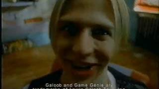 Game Genie Commercial