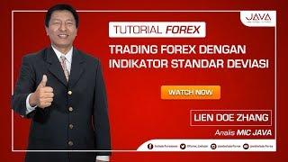 Belajar Trading Forex Dengan Indikator Standar Deviasi