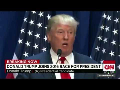 Donald Trump: Eatin' Goober Peas