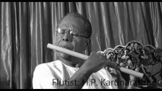 Mala hiru basina- W.D. Amaradewa - instrumental (Flute play by H.P. Karunarathne) HD.mp4