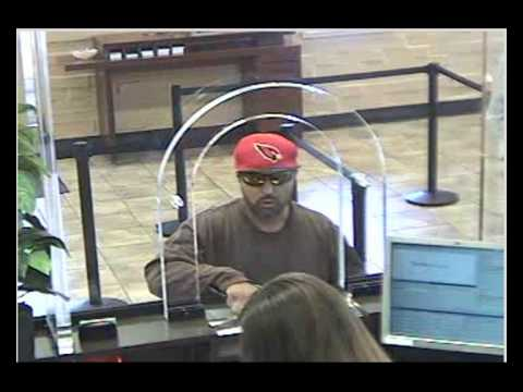 Chase Bank branch robbery