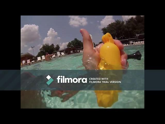 Vlog #2   (Pool Day)