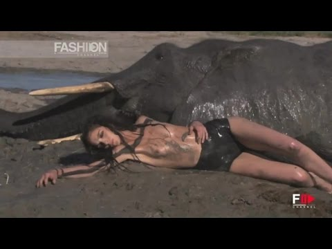 CALENDAR PIRELLI 2009 The Making of Full Version by Fashion Channel