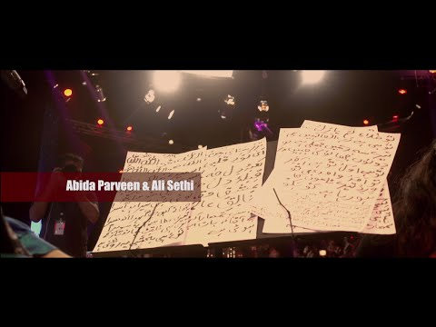Coke Studio Season 9| Promo| Aaqa| Abida Parveen and Ali Sethi