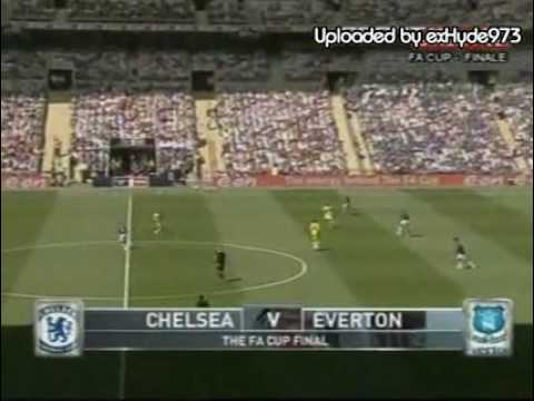 FA Cup Final Chelsea vs Everton 2-1 Highlights 30.05.2009.