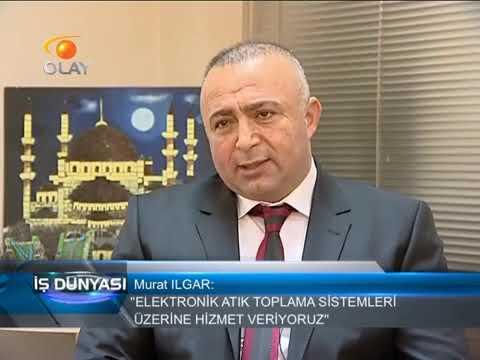 Exitcom Recycling Murat İLGAR - İş Dünyası - Olay TV