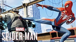 SPIDER-MAN PS4 - Oh MY GOD. . .