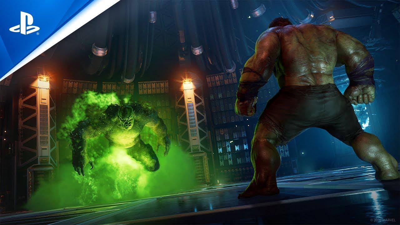 Marvel's Avengers (アベンジャーズ):ベータ解説トレーラー