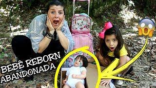 A BEBÊ REBORN ABANDONADA 1 - The abandoned baby reborn - Anny e Eu