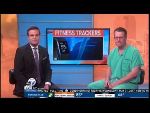 Dr. Scott Davis Talks Fitness Tracker Accuracy