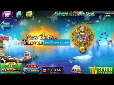 Slots Pharaohs Way 999999999 Credits Android Cheat Hack (Root)