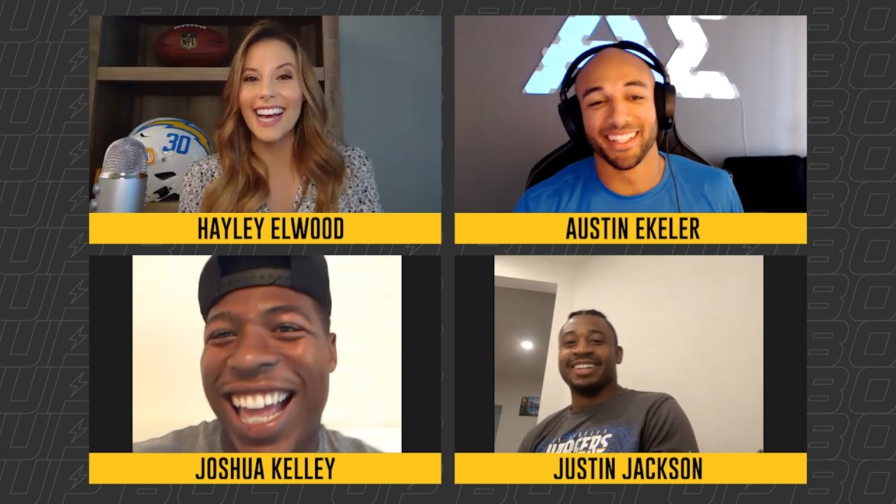 Get to Know the Chargers Running Backs   Roll Call: Episode 1