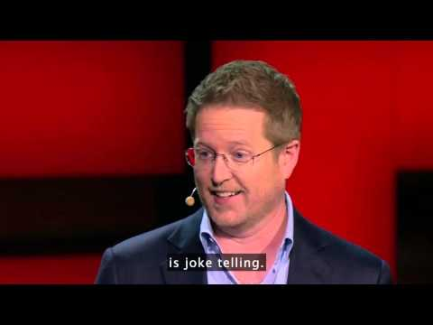 Andrew Stanton TedTalk - Clues to a good story