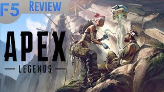 Apex Legends Review: Respawning the Battle Royale (Video Game Video Review)
